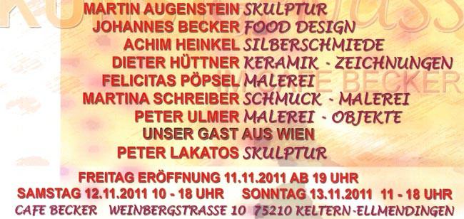 KunstGenuss 2011