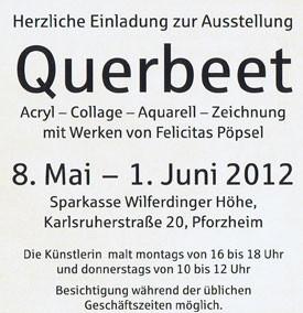 Ausstellung QUERBEET