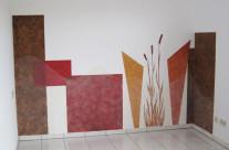 Beispiel Aufbau einer Wandgestaltung6